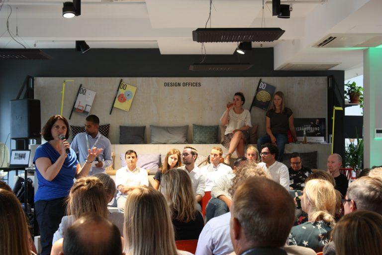 Synnous Xing HR Puls Event Medienhafen Düsseldorf Martha