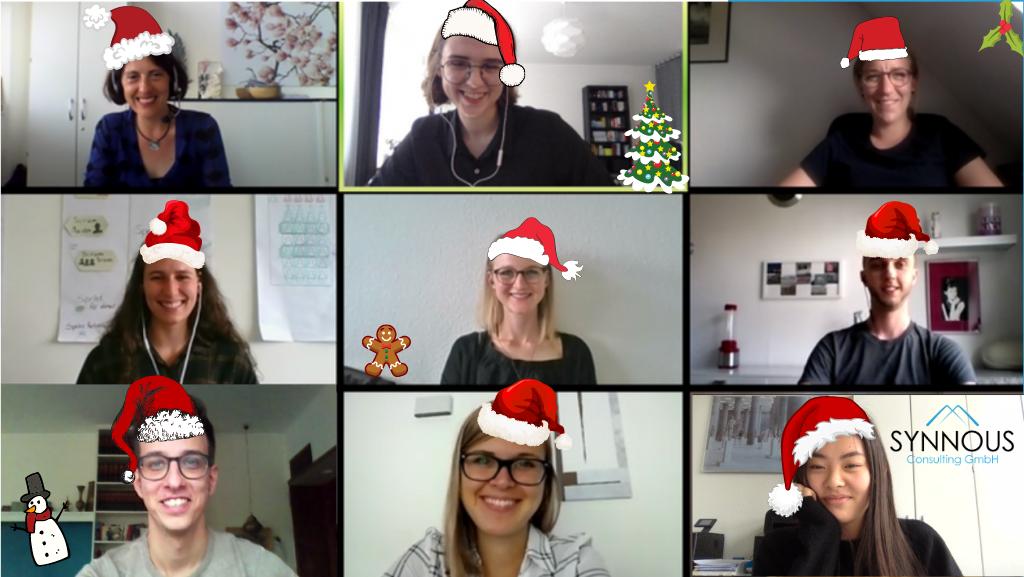Virtuelle Weihnachtsfeier Tipps und Tricks