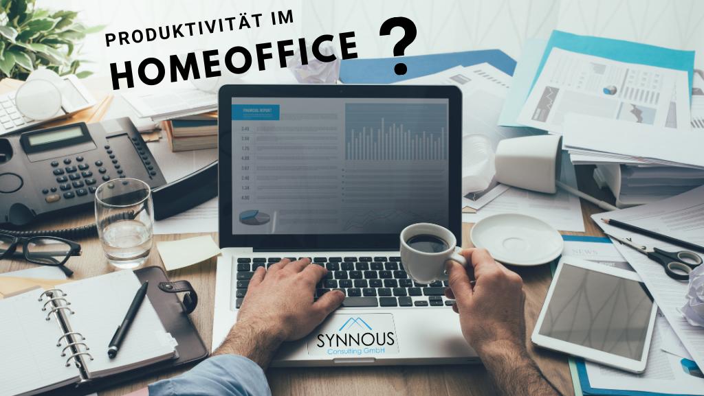 Produktivität im Homeoffice