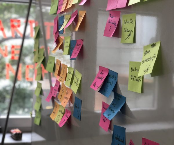 Sticky Notes Motivational Feedback Day Personal und Unternehmensführer