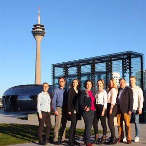 Synnous Consulting HR Team Medienhafen Düsseldorf