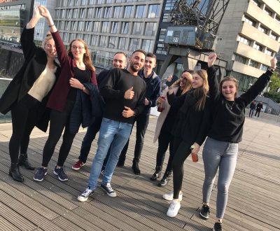 Young Professional Academy- Düsseldorf Medienhafen