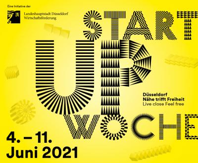 Startupwoche Banner